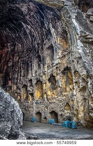 Longmen Cave Temples