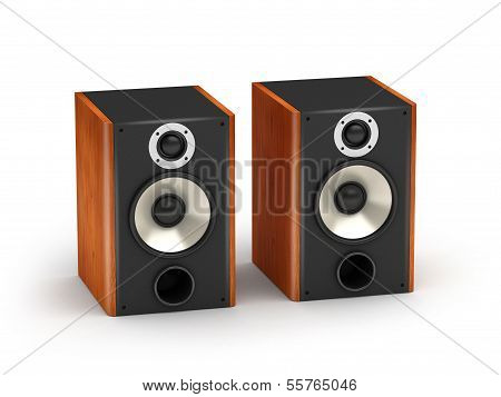 Speakers set