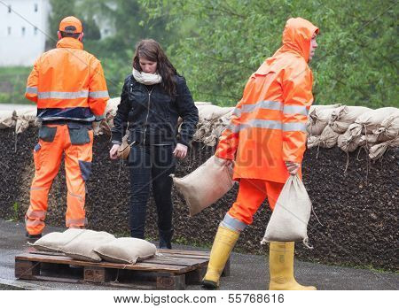 Floodwater Helper