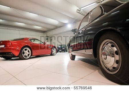 Alfa Romeo Sporty Car