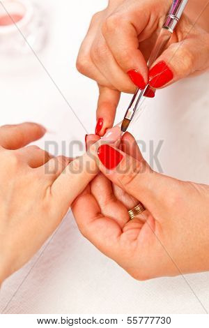 Manicurist