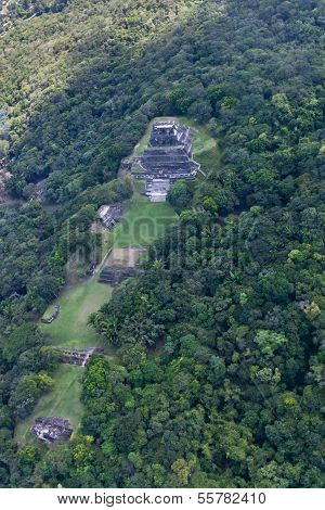 Mayan Temple Site