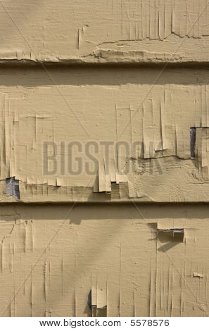 Peeling Paint On House Sidings