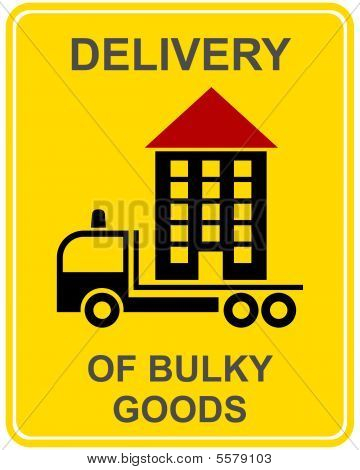 Delivery Of Bulky Goods