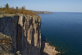 Palisade Head Cliff