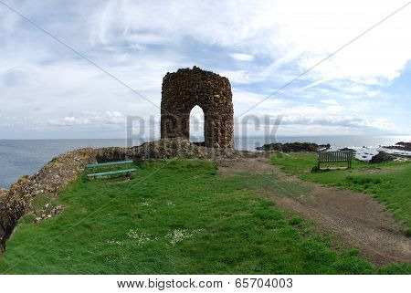 View of Elie Tower