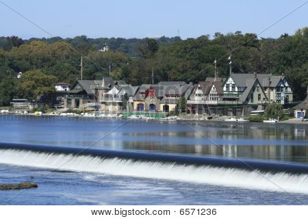 Boathouse Row, Philadelphia, PA