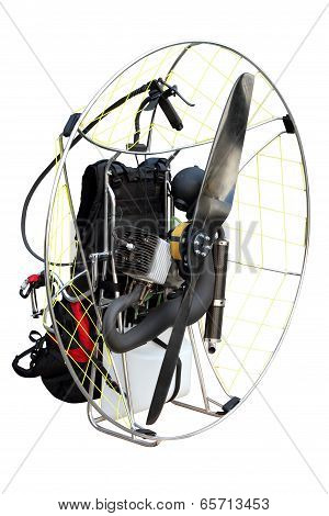 The Paraplane Engine