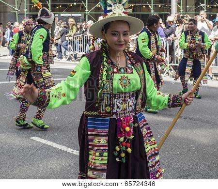 Dance Parade 2014