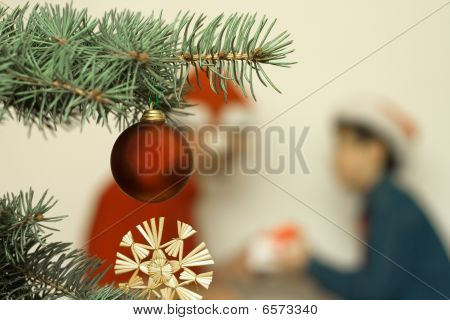 Christmas Tree Decoration Bauble