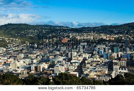 City Of Wellington
