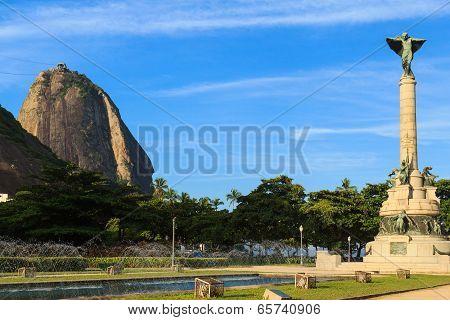 Sugarloaf Monument Square, Rio De Janeiro