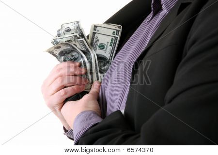 Business Consumer Money Dollars Pocket