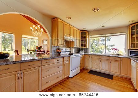 Beautiful Kitchen Interior