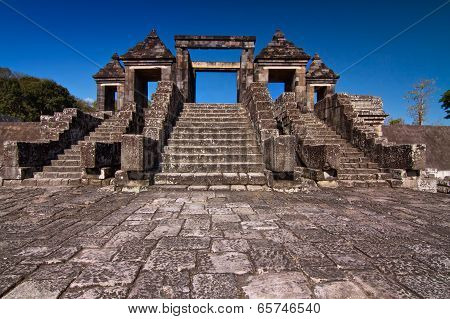 Ratu Boko Temple Entrance