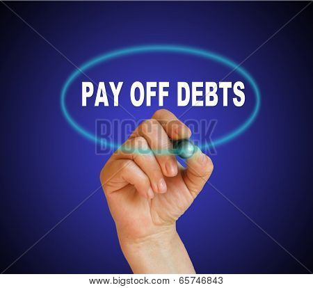 Pay Off Debts
