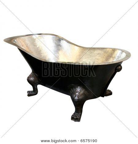 Metal Bathtub