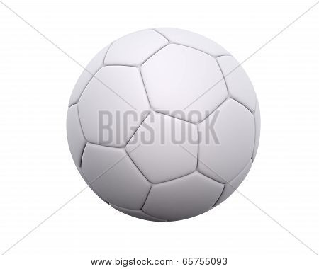 Blank Soccer Ball / Football
