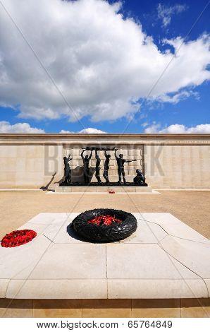Armed Forces Memorial, Alrewas.