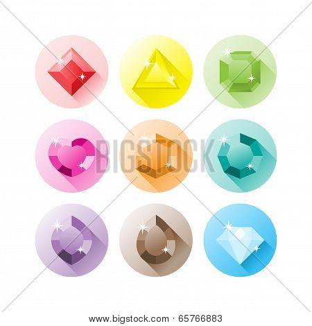 Precious Gems Icons