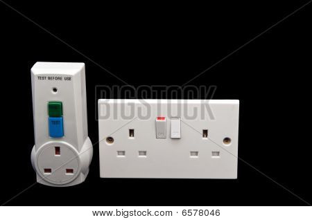 Electrical Rcd Protection Tester