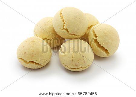 pao de queijo, cheese bun, brazilian bread