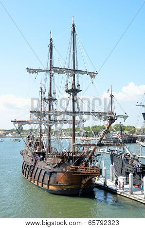 Galleon Ship