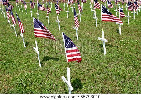 Flags & Crosses