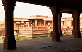stock photo of mughal  - Fatehpur Sikri - JPG
