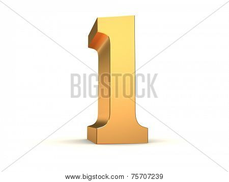 golden number -