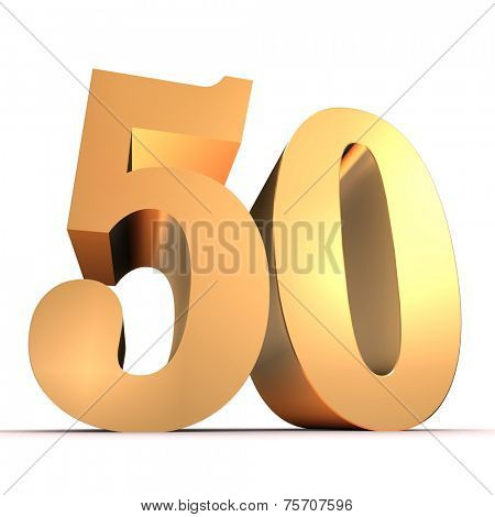 golden number - 50