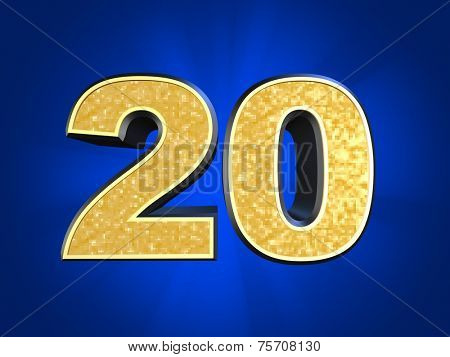 golden number 20