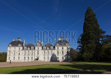 Castle Of Cheverny, Indre-et-loire, Centre, France