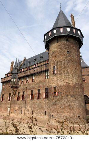 Dutch Medieval Castle