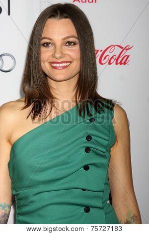 LOS ANGELES - NOV 8:  Michelle Sinclair at the