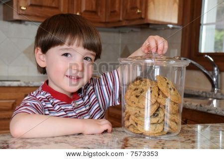 Sneaking Cookies