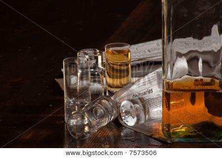 Obituarios de whisky