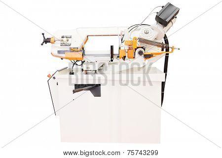 image of a lathe
