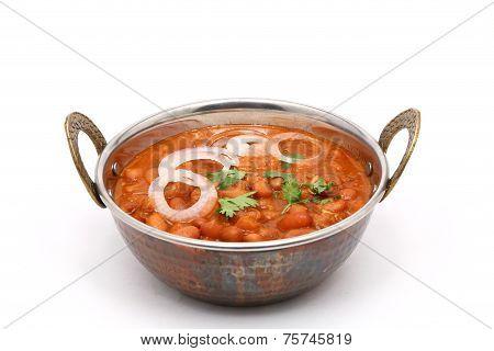Kidney bean dish