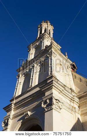Church In Chambord,  Loire Et Cher, Centre Region, France