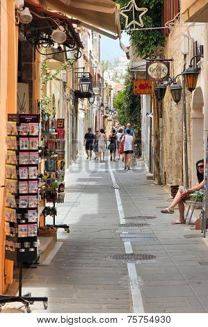 Rethymno, Greece