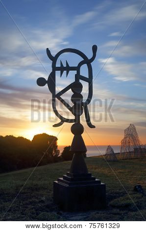 Oceania Cartouche - Sculpture By The Sea