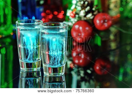 Cocktail Jellyfish