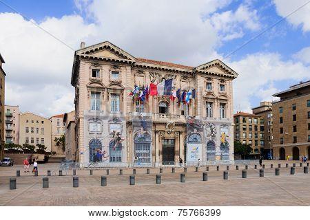 Marseilles Hetel De Ville