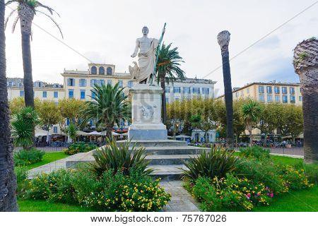 Napoleon Statue, Bastia