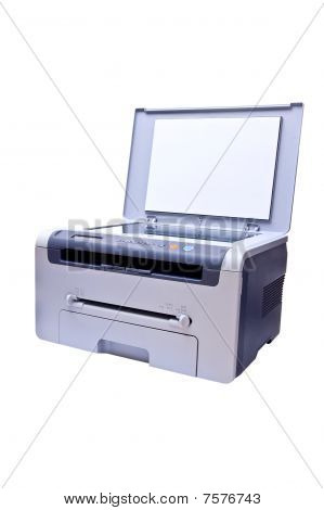 Printer, Scanner