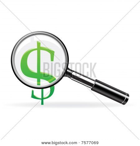 Símbolo de Finanzas Resumen