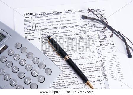 Preparing Taxes