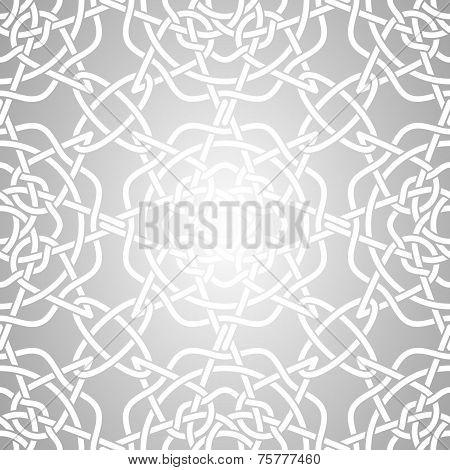 Vector Celtic Seamless Pattern