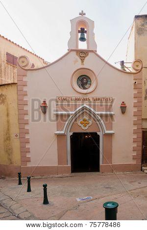 Saint John The Baptist Church, Bonifacio